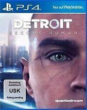 Detroit: Become Human - [PlayStation 4] von Sony Co... | Game | Zustand sehr gut