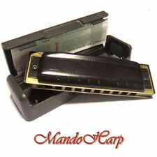 Hohner Harmonica - 562/20 Pro Harp MS (KEY OF A) NEW