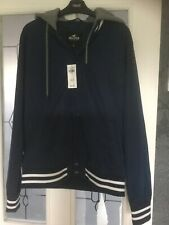 Hollister Hooded Jacket - Size Small