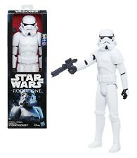STAR WARS ROGUE ONE - ACTION FIGURE STORMTROOPER IMPERIALE - HASBRO DISNEY