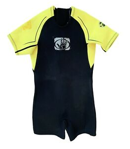 Body Glove Kids Spring Shorty Wetsuit Toddler Size 3 (C3) - Excellent Condition!
