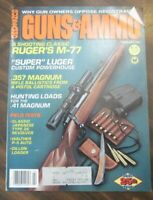 Guns & Ammo Magazine February 1983 Why Gun Owners Oppose Registration