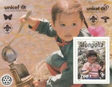 280082 / Block ** MNH Kinder Mongolia