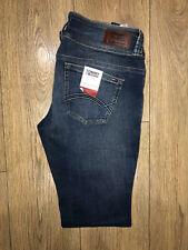Tommy Hilfiger Blue Viola Low Rise Straight Womens Jeans W30 L32 BNWT RRP £125