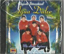 Orquesta Internacional Aqua Dulce Volume 2 Latin Music CD New