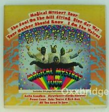 THE BEATLES Magical Mystery Tour BOOK Capitol SMAL-2835 Colorband JOHN LENNON LP