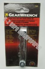 Gearwrench 164 - 6 Spark Plug Gap Wire and 12 Feeler Gauge Blades - Made in USA