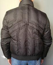 Versace Collection men's black down jacket size XXL (54IT)*