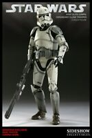 Sideshow 41st Elite Corps Clone Trooper Coruscant 1/6 Scale Figure New Sealed