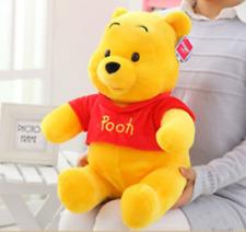 "12""/30cm Cuddly Winnie the Pooh Bear Stuffed Plush Toy Doll Baby Kids Gift"