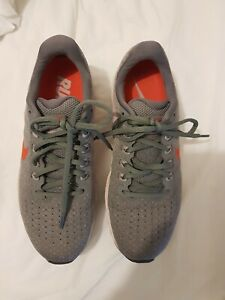 Nike Woman's Running Shoes Sneakers Training Nike Zoom Grey Size US 8