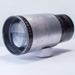 Isco Kiptar F2.4 135mm | Vintage Projection Lens, Bokeh, Telephoto, 62.5mm J6