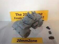 Early War 20mm (1/72) British T-17E1 Staghound Mk I with Long Range Fuel Tanks