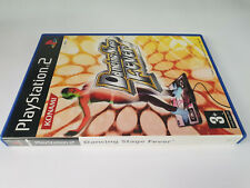 gioco Play Station 2 PS2 DANCING STAGE FEVER ITA