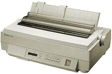 Brother M4318 Wide Carriage 18-Pin Parallel Serial Dot Matrix Printer 4318 V1J
