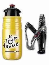 WATER BOTTLE & CAGE - Elite 2006 Tour de France Bottle & Pase Composite Cage NEW