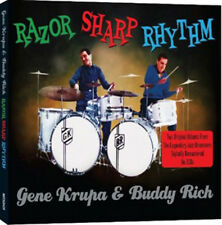 Gene Krupa and Buddy Rich - Razor Sharp Rhythm Cd2 NOTNOW