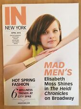 IN NEW YORK MAGAZINE APRIL 2015 ELISABETH MOSS MAD MEN