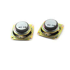 1PCS 4Ohm 3W Full Range Audio Speaker Stereo Woofer Loudspeaker 52mm 2 SP