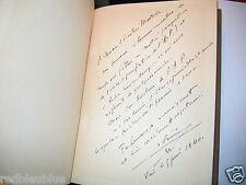 """""""Contes du Bled"""" Henry CLERISSE Bel Envoi Autographe au Sénateur Mourier 1936"""
