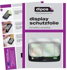 6x TomTom GO Essential 6 Schutzfolie klar Displayschutzfolie Folie Display