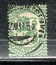 FINLAND  EUROPE  STAMPS  USED  LOT 1135