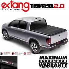 EXTANG Trifecta 2.0 Tri Fold Tonneau Cover 2017-2018 Honda Ridgeline 5.5FT Bed