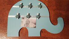 Memo board **Elephant** mit Klammern**für Bilder & Info**NEU