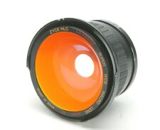 Zyce HLC I.R. Series Super Wide AF Macro 0.42x Lens W/52mm Thread. Japan. Clean.