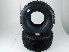 2 set MASSFX 23x11-10 ATV Tires for Kawasaki KXT 250 Tecate 1984 6 Ply OEM