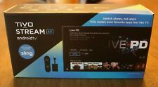 TiVo Stream 4K Android Media Player BRAND NEW!