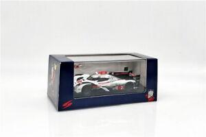 NEW Spark 1:64 Audi R18 n.2 Winner Le Mans 2014 Diecast Model Car