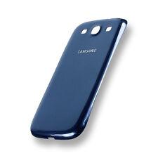 Cover Copri Batteria blu per Samsung Galaxy S3 i9300 azzurro - Alta Qualità