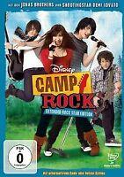 Camp Rock - Extended Star Edition DVD von Matthew Diamond | DVD | Zustand gut