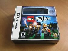 Lego Harry Potter Years 1-4 Nintendo DS Game Holiday Bundle - Works Perfectly