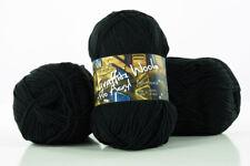 10 x 100g Graffiti Wool Pro Acryl Strickgarn 100% Polyacryl - schlamm - by Anune
