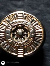 25 Year Club Pin! Hallmarked 585! 14Kt Solid Yellow Gold Tiffany & Co.