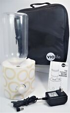 VioLife Personal Portable Misting Humidifier w/ Travel Carrying Case Vio Life