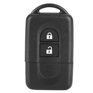 Car Remote Flip Key Fob Case Smart Covers For Nissan X-Trail Qashqai Parthfinder