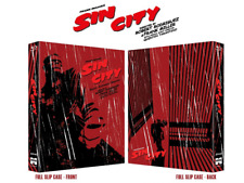 Sin City - Theatrical + Extended (Blu-Ray w/ Slipcase} / All Regions *New*