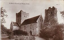 St. Mary's Church & Pharos, DOVER, Kent RP