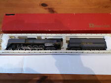 Rivarossi 1527 HO Union Pacific 4-8-4 FEF 3 Steam Locomotive / Tender