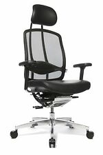 WAGNER ALU MEDIC® 10 Ltd. Leder Bürodrehstuhl Bürostuhl Dondola Technik 216770
