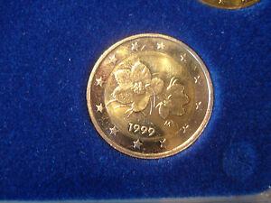 Pièce 1 Euro Finlande Années 1999 à 2004