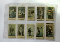 CIGARETTE CARDS Carreras 1920's Christies Comedy Girls - Vintage