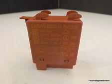 Miele T 49094 C Relais Pasi Spulenspannung 6V EAR/AS-006D-H  TNR: 4028320
