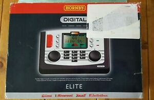 Hornby R8214 Elite DCC Control Unit fully working with Original Box & Manual