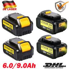 Für DeWalt DCB182 DCB184 18V 5Ah XR Li-Ion 9000mAh Akku DCB200 DCB185 DCB180 Neu