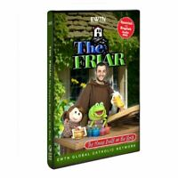 THE HOUSE BUILT ON THE ROCK *THE FRIAR: CHILDREN'S EWTN DVD