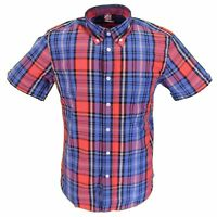 Warrior Mens SELLERS 100% Cotton Short Sleeved Shirts Small to 5Xlarge
